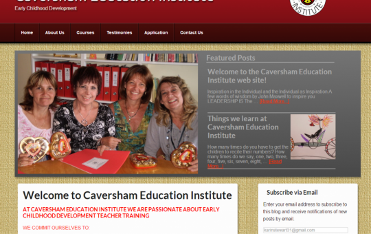 Caversham Education Institute